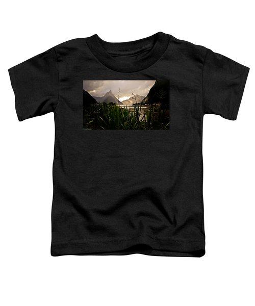 Milford Sound Toddler T-Shirt