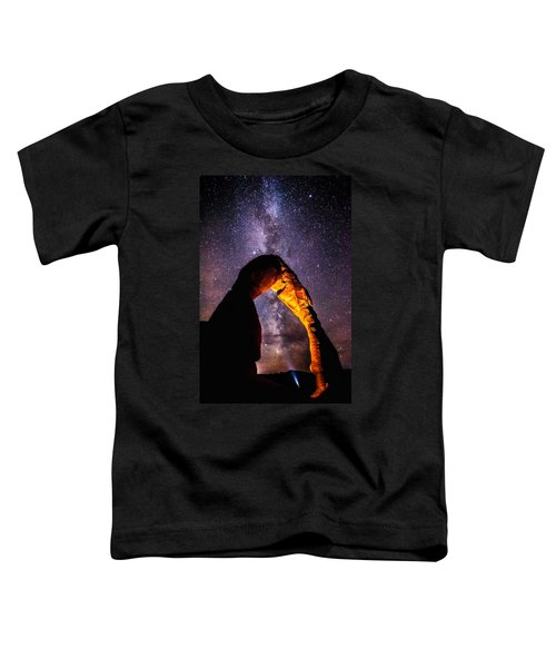 Milky Way Explorer Toddler T-Shirt