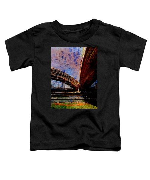 Miller Park 2 W Paint Toddler T-Shirt