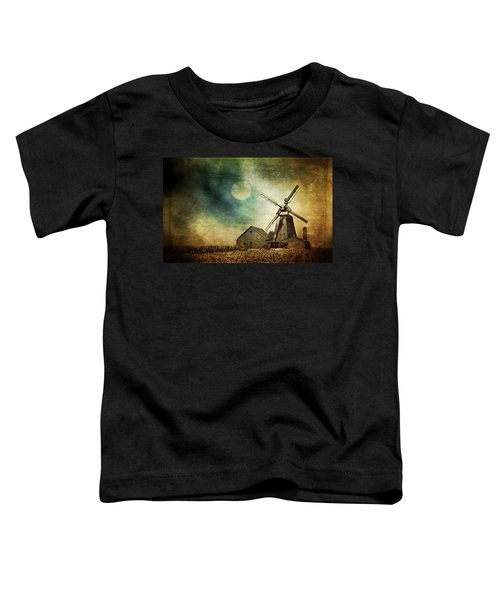 Mill In The Night Toddler T-Shirt