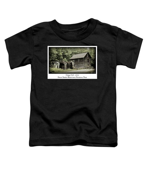 Mingus Mill - Color Poster Toddler T-Shirt