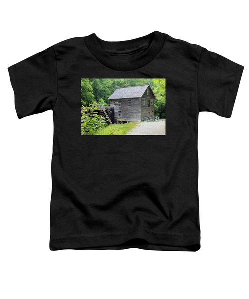 Mingus Mill In Tennessee Toddler T-Shirt