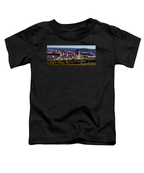 Mini Downtown Parkersburg Toddler T-Shirt