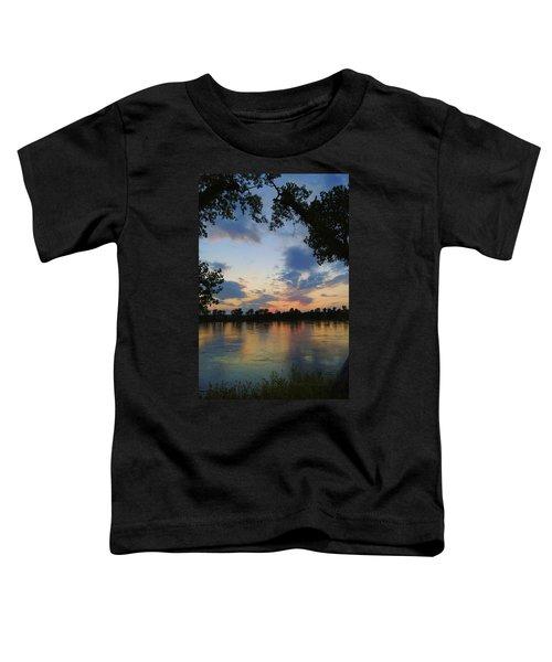 Missouri River Glow Toddler T-Shirt