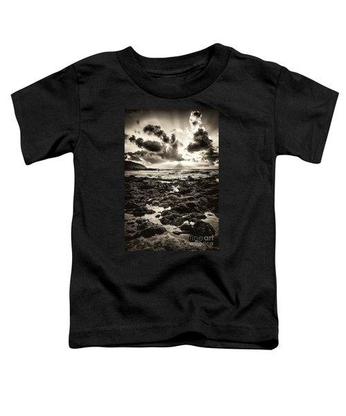 Monotone Explosion Toddler T-Shirt