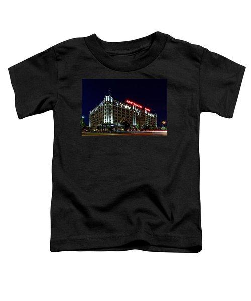 Montgomery Plaza Fort Worth Toddler T-Shirt