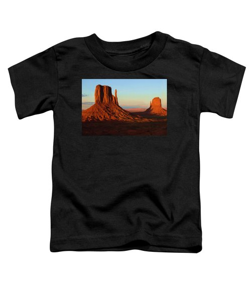 Monument Valley 2 Toddler T-Shirt