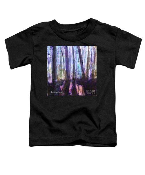Moody Woods Toddler T-Shirt