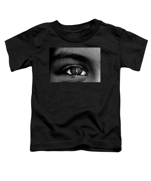 Moonlight In Your Eyes Toddler T-Shirt