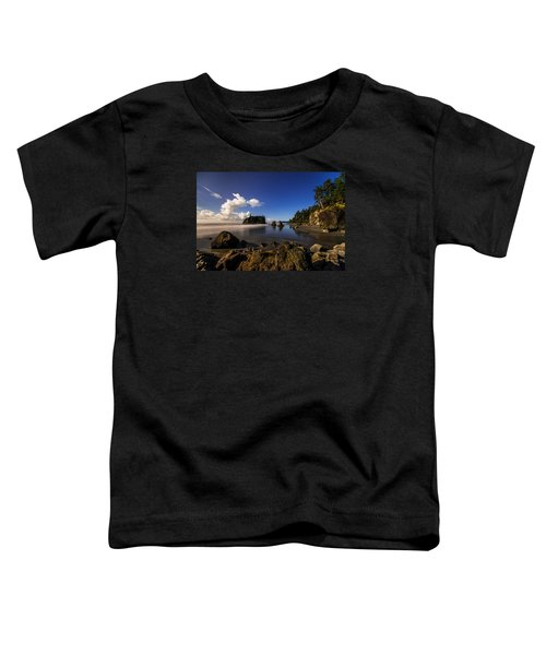 Moonlit Ruby Toddler T-Shirt by Chad Dutson