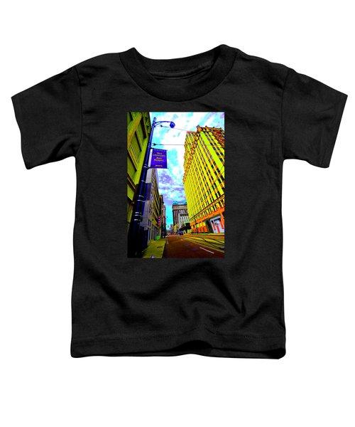 More Memphis On Monroe Toddler T-Shirt