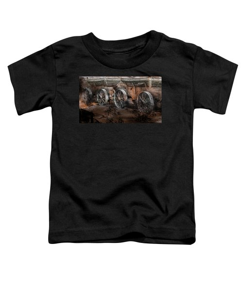 More Wagons East Toddler T-Shirt