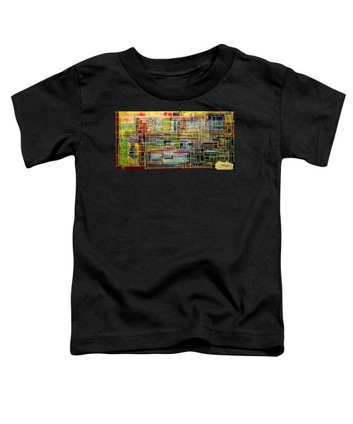 Mother Board Toddler T-Shirt