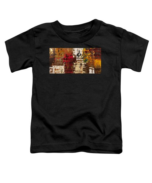 Music World Tour Toddler T-Shirt