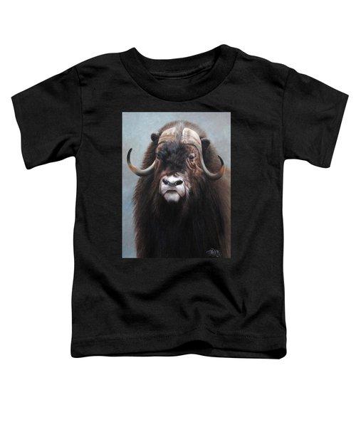 Musk Ox Toddler T-Shirt