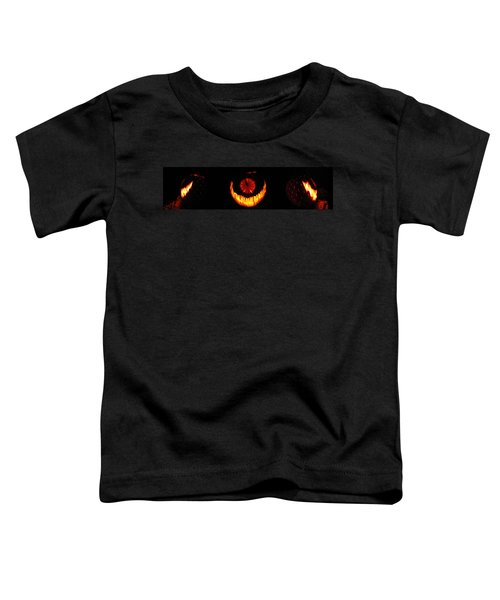 Mutant Strawberry Clock Toddler T-Shirt