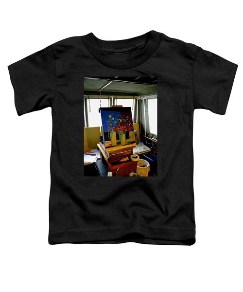 My Art Studio Toddler T-Shirt