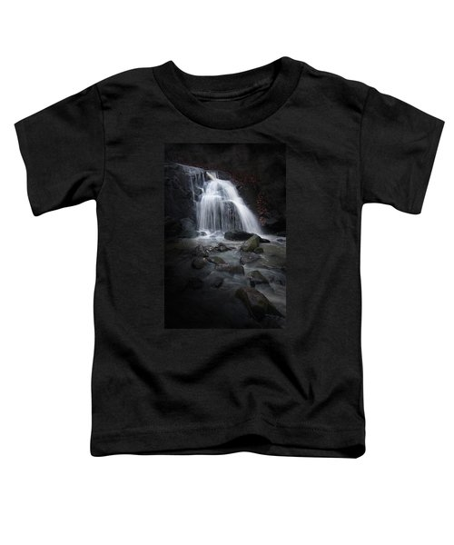 Mysterious Waterfall Toddler T-Shirt