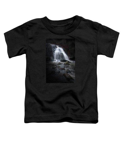 Mysterious Waterfall Toddler T-Shirt
