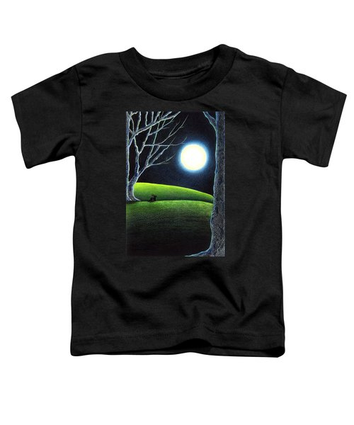 Mystery's Silence And Wonder's Patience Toddler T-Shirt