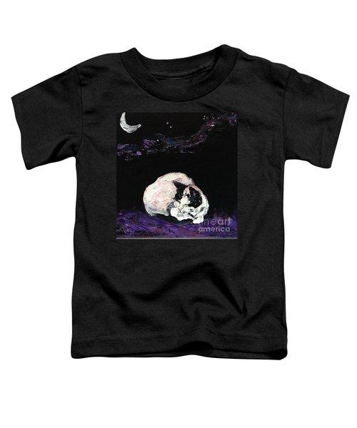 Mystic Cat Nap  Toddler T-Shirt