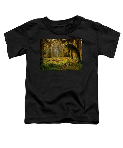 Mystical Forest Toddler T-Shirt