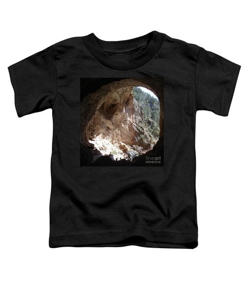 Natural Bridge View Toddler T-Shirt