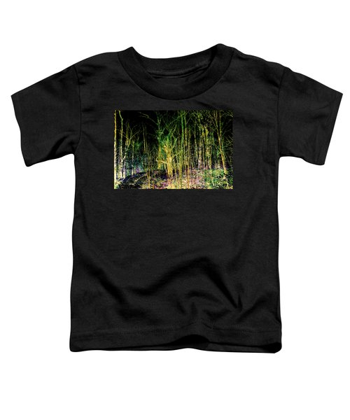 Negative Forest Toddler T-Shirt