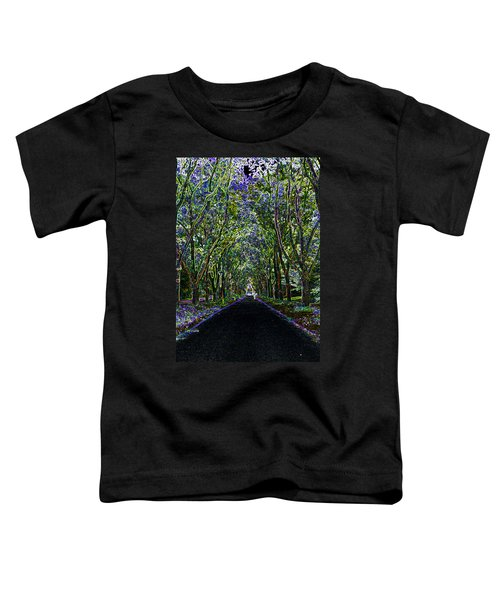 Neon Forest Toddler T-Shirt