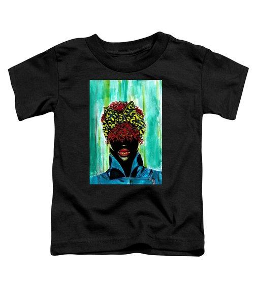 Neon Toddler T-Shirt