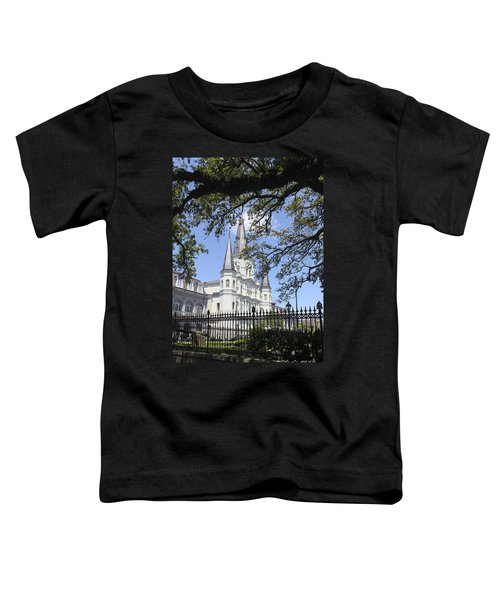 St. Louis Cathedral 20 Toddler T-Shirt