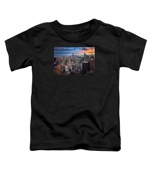 New York New York Toddler T-Shirt