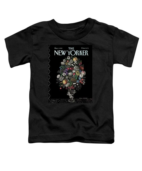 New Yorker May 1st, 1989 Toddler T-Shirt