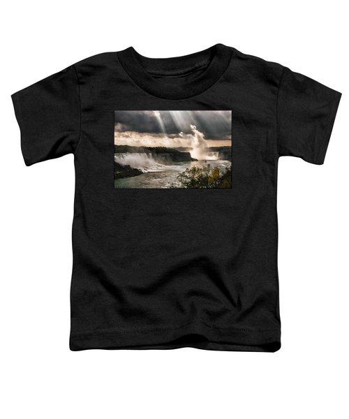 Niagra Falls Toddler T-Shirt