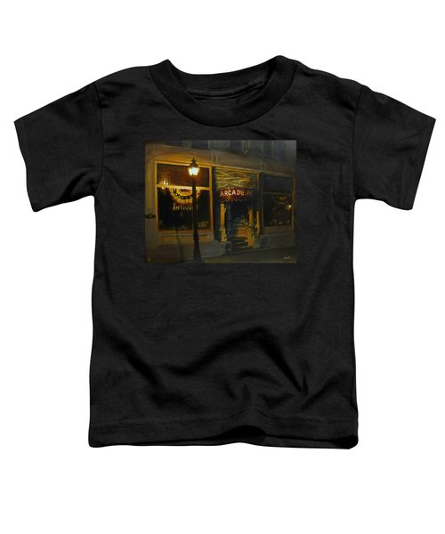 Night Time Toddler T-Shirt