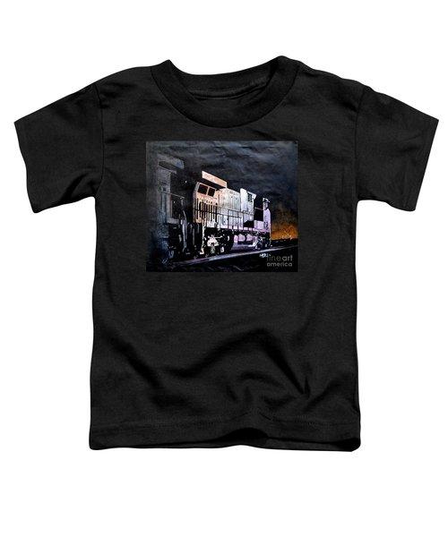 Night Train Toddler T-Shirt
