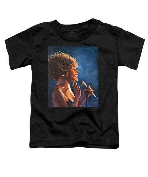 Nightclub Singer Toddler T-Shirt