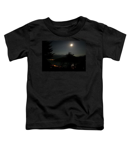 Nocturne In Switzerland Toddler T-Shirt