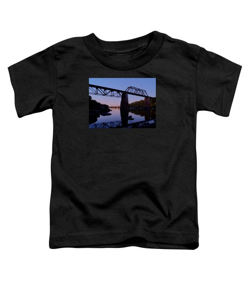 Twilight Crossing Toddler T-Shirt