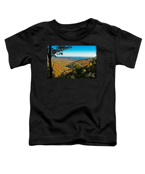 North Carolina Fall Foliage Toddler T-Shirt