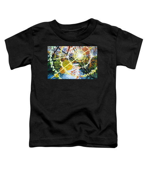 The Glorious River Toddler T-Shirt