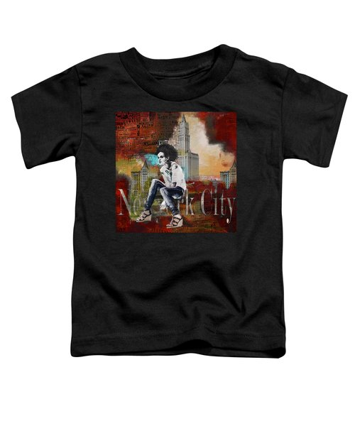 Ny City Collage 5 Toddler T-Shirt