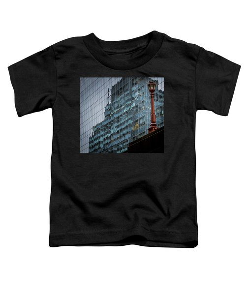 Ny Reflections With Lamp Toddler T-Shirt