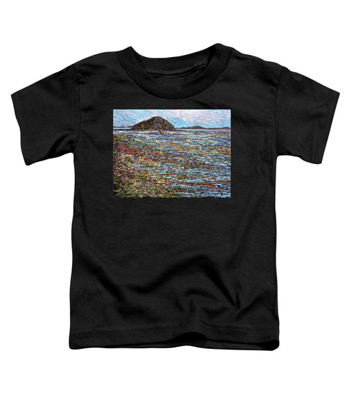 Oak Bay - Low Tide Toddler T-Shirt