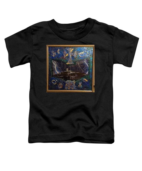 Observatory Life By Alfredo Garcia Toddler T-Shirt