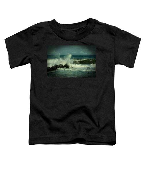 Ocean Impact - Jersey Shore Toddler T-Shirt