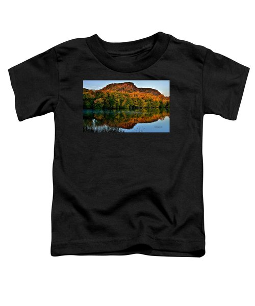 October Bluffs Toddler T-Shirt
