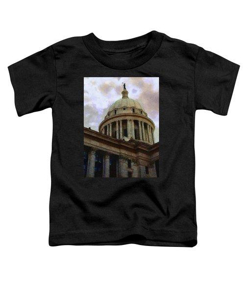 Oklahoma Capital Toddler T-Shirt