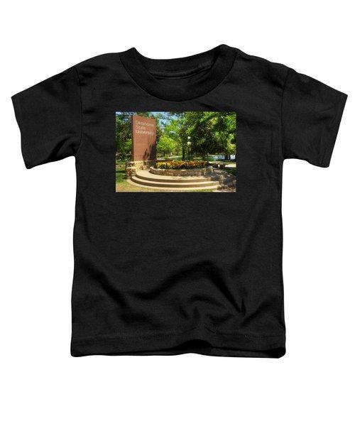 Oklahoma State University Toddler T-Shirt