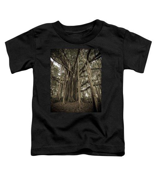 Old Banyan Tree Toddler T-Shirt